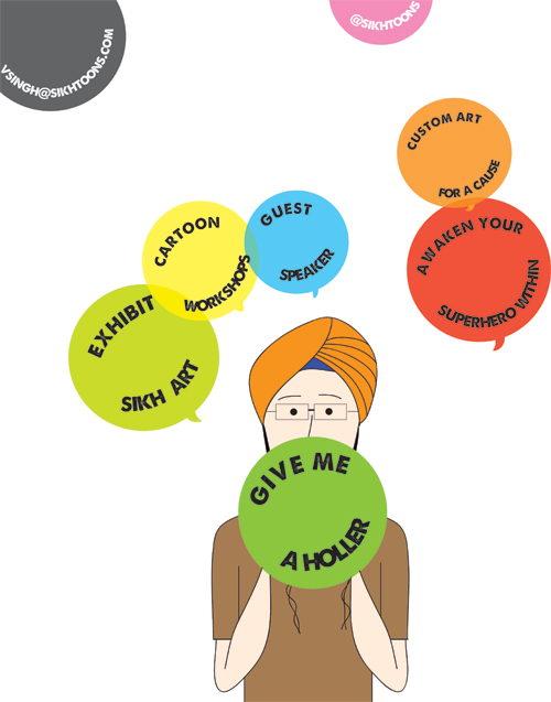 Sikhtoons Services